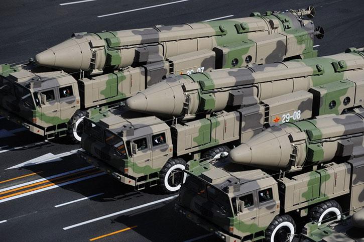 Rahasia Israel Membungkus Rapi Senjata Nuklirnya
